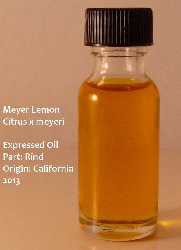 10.9g of meyer lemon oil in a 15ml bottle, a good example of specific gravity and your need to know it.