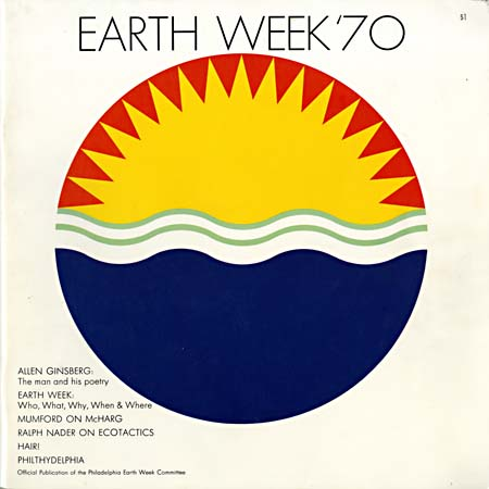 earth week 1970